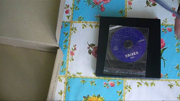 Привод CD +-RW DVD ROM