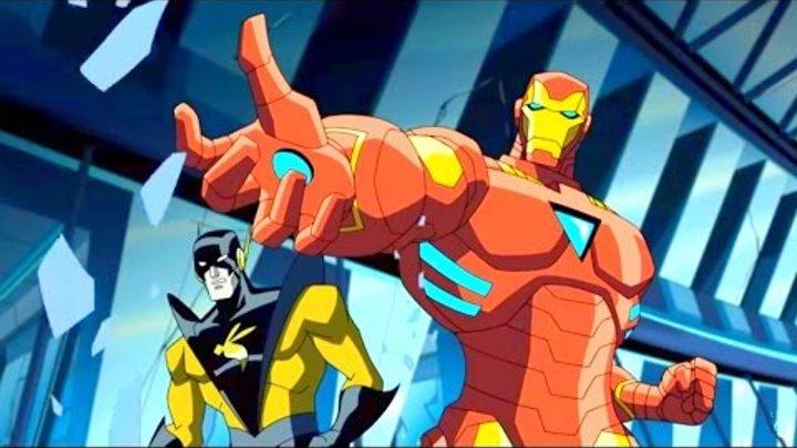 Мстители: Величайшие герои Земли - Желтый Жакет - Сезон 2 Серия 17 | Marvel