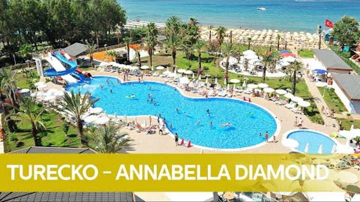 HOTEL ANNABELLA DIAMOND *****, Turecko