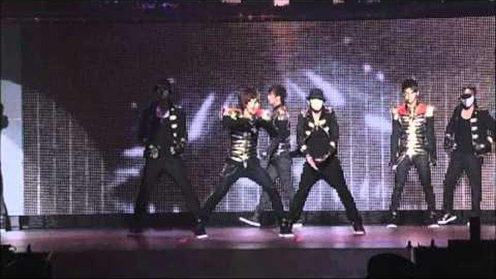 SS501 ASIA TOUR PERSONA in JAPAN <DEJAVU & UNLOCK> [HD]