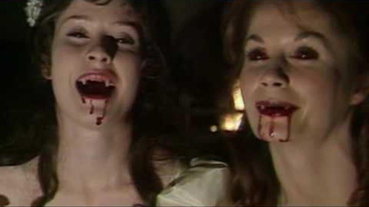Кровавая история поцелуя вампира в кино