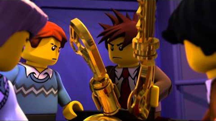 LEGO® Ninjago Rebooted: Official Trailer 2014