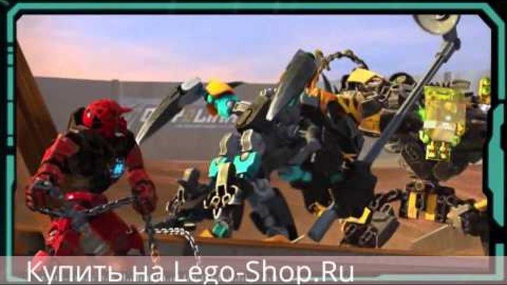 Шагоход Эво - Лего 44015 Фабрика Героев   Lego 44015 Hero Factory