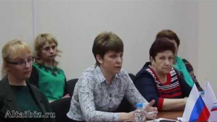 Обманутые дольщики в Горно-Алтайске : ОНФ : Республика Алтай