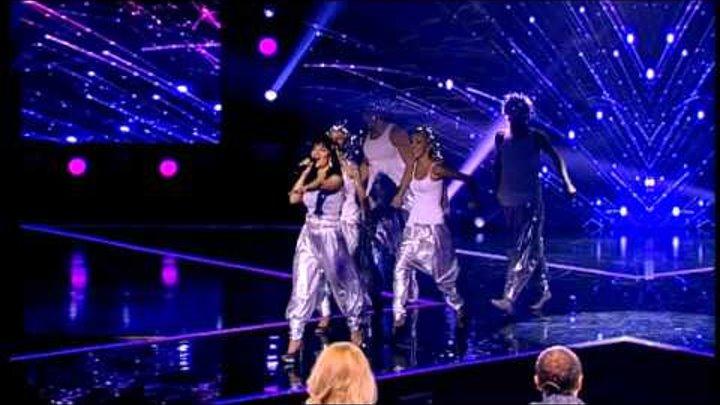"Диана Хашимханова. Cher - ""Believe"". X Factor Казахстан. 4 концерт. 13 серия. 5 сезон."