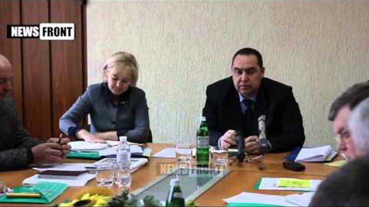 Плотницкий озвучил условия, при которых ЛНР готова прекратить военные действия
