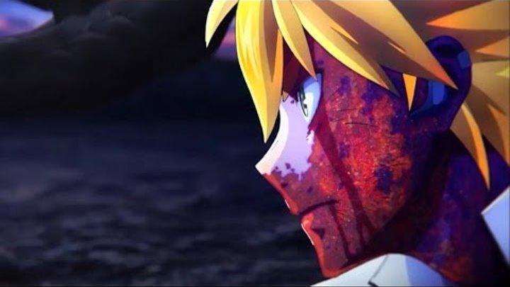 God Eater [AMV] Team Lenka vs Dyaus Pita ▪ Hero ♪♪ Final Battle