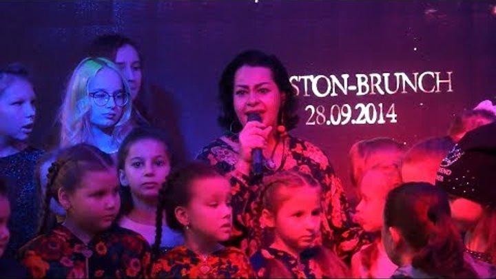 Мариам Мерабова - ВЕТЕР ПЕРЕМЕН [«Не кухня, а песня», 21.10.2018]