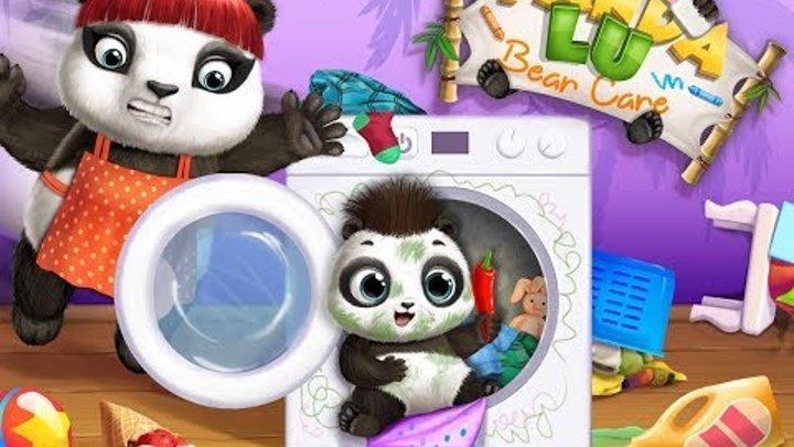 Fun Baby Care Kids Games - Panda Lu Baby Bear Care 2 - Babysitting & Daycare