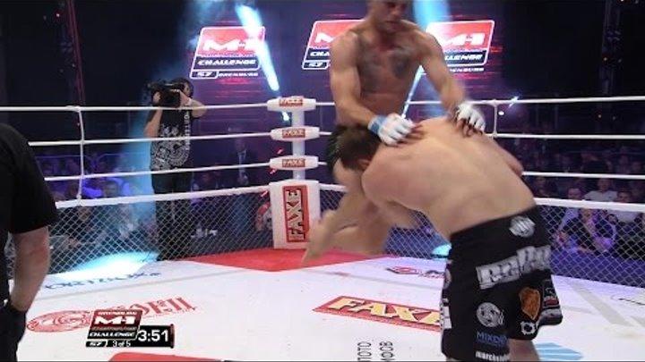 Марчин Тыбура vs. Штефан Пютц   Лучшие бои 2015-го года