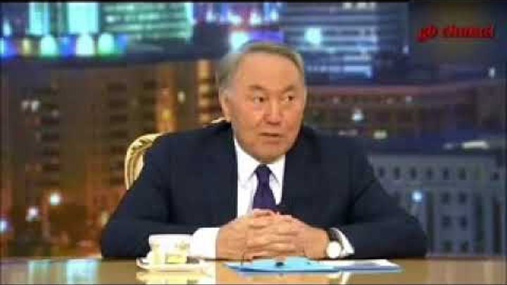 Назарбаев Жестко Ответил Атамбаеву