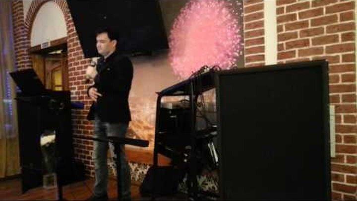 Асад Рахимов ---ПОЛОВИНКИ-- Ресторан Бакинский Бульвар на Наметкина 3 ))) СУППППЕР)))