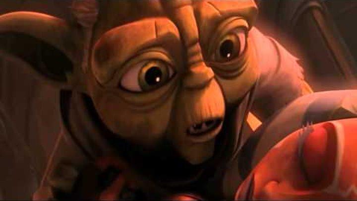 Клип Звездные войны Войны Клонов 1