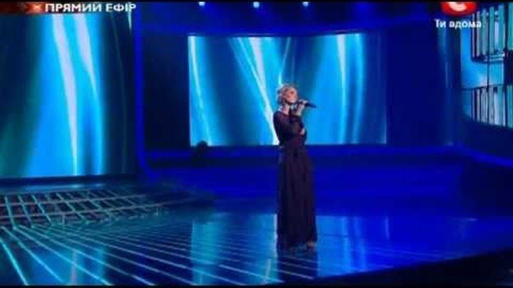 Х-фактор-2 Украина Аида Николайчук 5 прямой эфир 19.11.2011