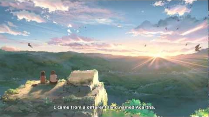 REEL ANIME 2012: CHILDREN WHO CHASE LOST VOICES TRAILER (English Subtitles) [HD]