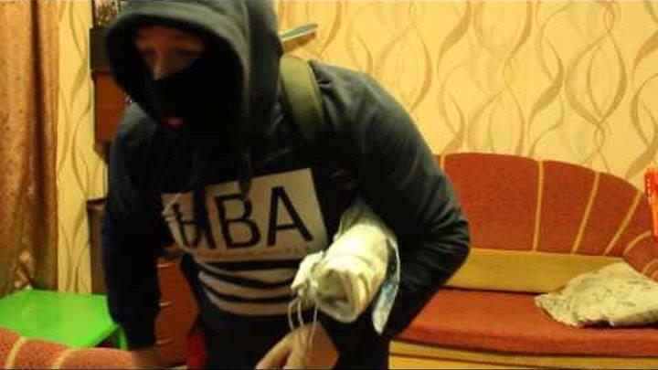 Нёрф Война на Русском-Вор домушник:Nerf war-Thief burglar