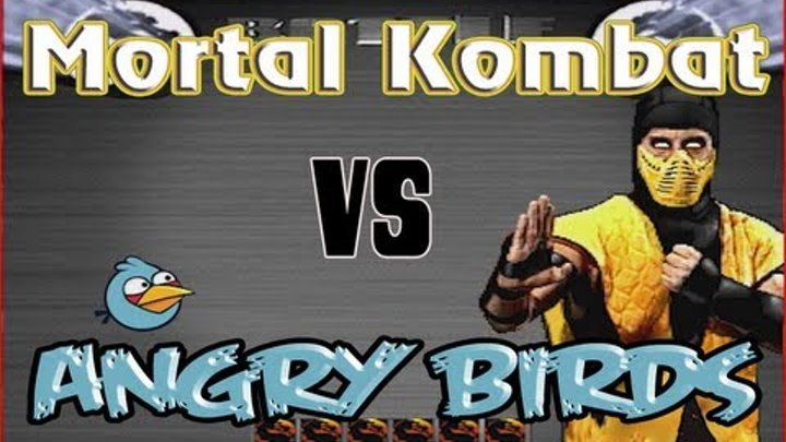 Angry Birds v. Mortal Kombat: Grudge Match