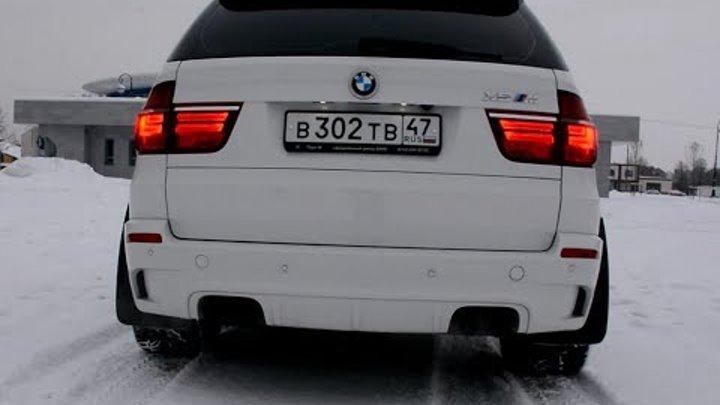 BMW X5M - Глав тест-драйв / Glav Test Drive