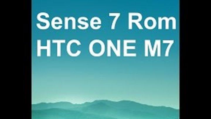 NuSenSeven Rom For HTC One M7! (5 0 2) Sense 7 (ElementalX Kernel)