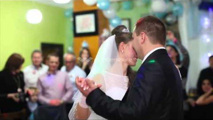 """Українське весілля в Іспанії з г.""""Форсаж"""" - перший танець молодят"""