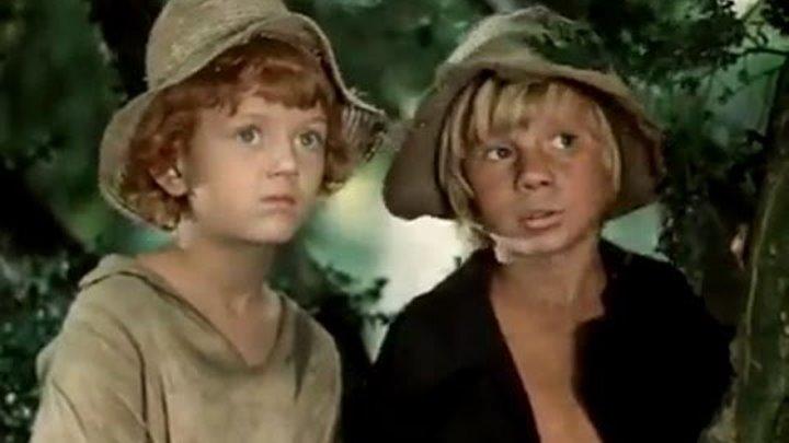 «Приключения Тома Сойера и Гекльберри Финна», 2 серия, 1981