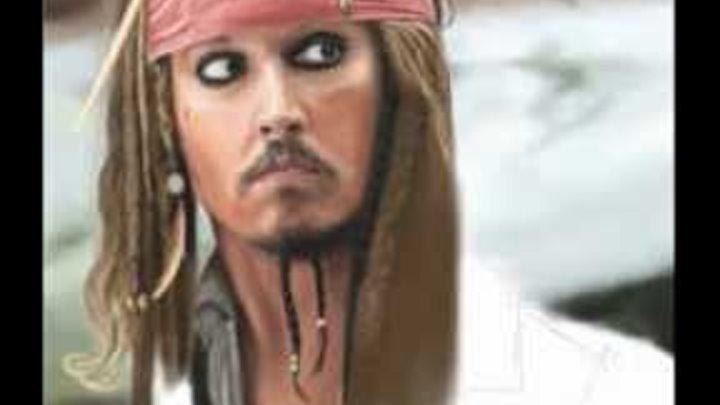 Капитан Джек Воробей/Captain Jack Sparrow.avi