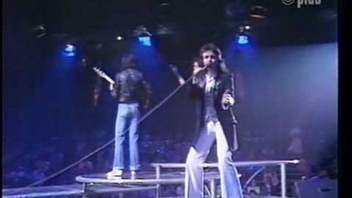 David Essex - Rock On 1976 ( Live on Supersonic )