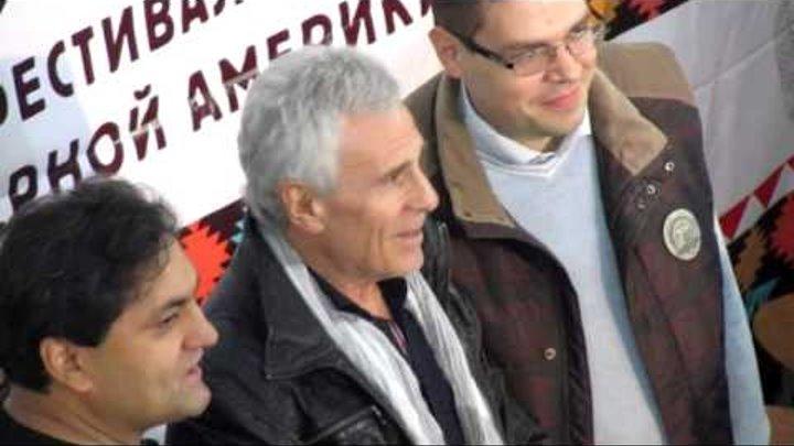 Гойко Митич на Типифест 2014