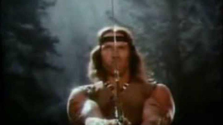 Конан-разрушитель / Conan the Destroyer (трейлер)