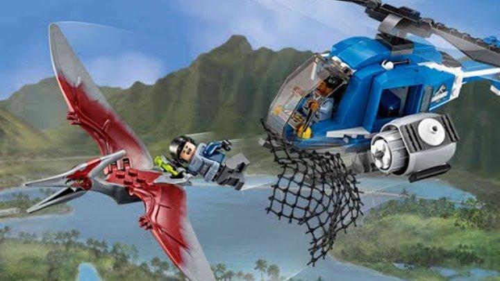 75915 Лего Захват птеранодона Мир Юрского периода 2015
