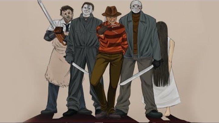 САМЫЕ СТРАШНЫЕ МAHЬЯKИ ИЗ УЖАСТИКОВ [топ самых жутких персонажей фильмов-ужасов и крипипаст]