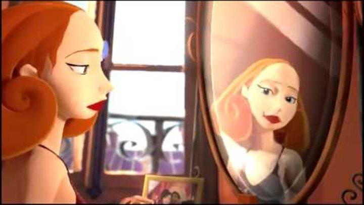 Смотреть Короткометражные Мультики ' Отражение ' Французские Мультфильмы HD 1