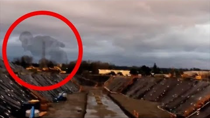 5 Godzilla Caught On Camera & Spotted In Real Life! - Paranormal TOP 5