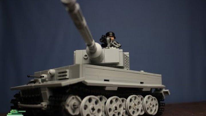 LEGO WW2 Battle Movie / ВАТНИК