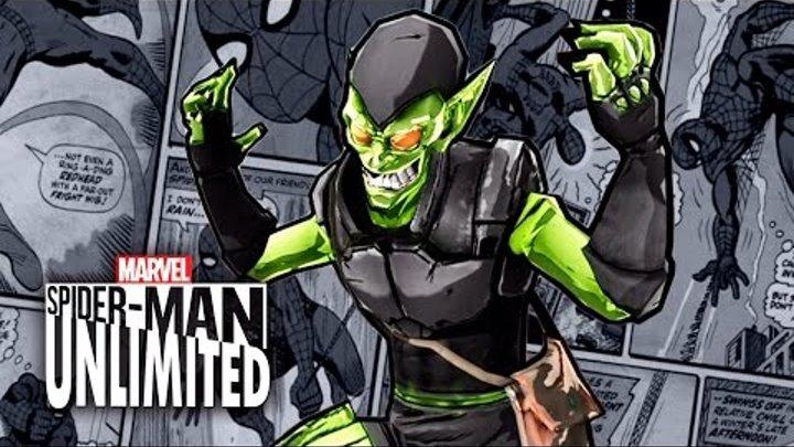 Hodgepodgedude играет Spider-man Unlimited #14 (2 сезон)