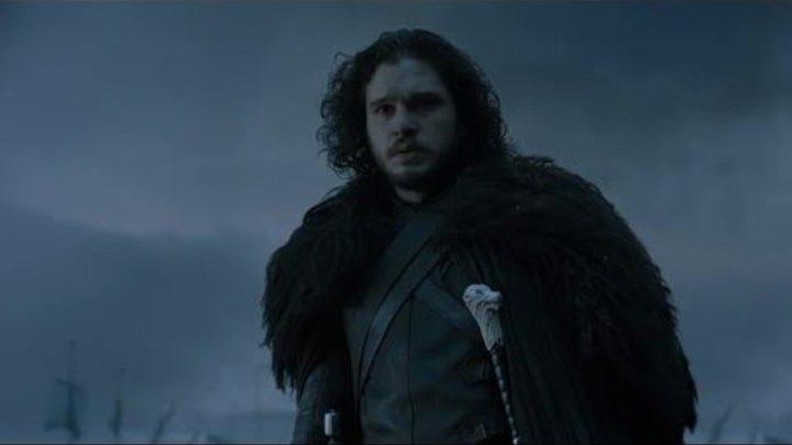 Тизер 6 сезона «Игры престолов» (Game of Thrones) с русскими субтитрами