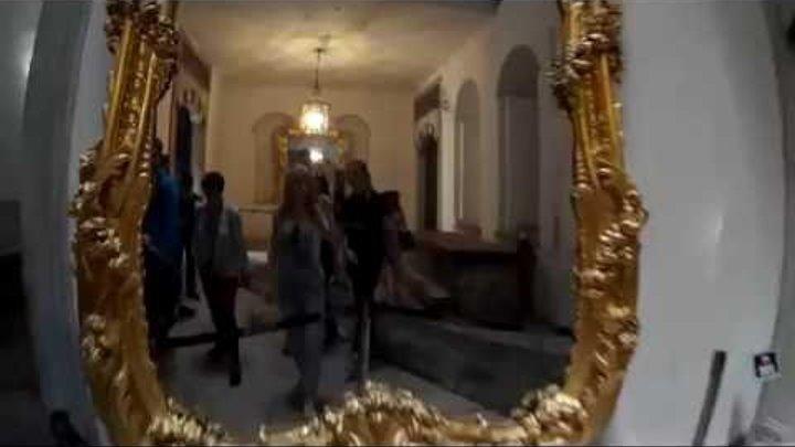 Свет мой, зеркальце, скажи. Topkapi, гарем, дворец Топкапы, Турция, Стамбул