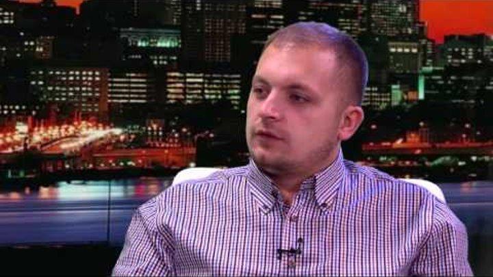 """Новий мер Конотопу Артем Семеніхін у програмі """"Погляд"""" на СТС"""