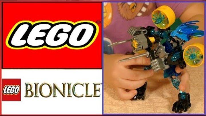 Lego Bionicle Protector of Water 70780 Лего Бионикл Страж Воды