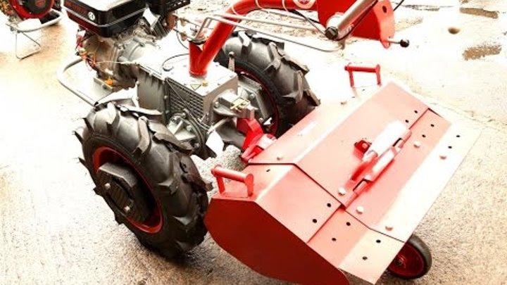 Как закрепить Культиватор фрезерный мотор сич кф-1с на мотоблок Мотор Сич