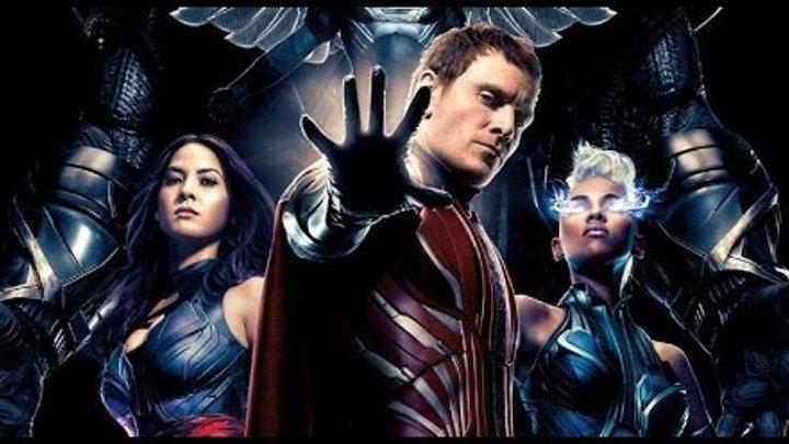 МОЕ МНЕНИЕ О ФИЛЬМЕ Люди Икс: Апокалипсис / X-Men: Apocalypse / 2016