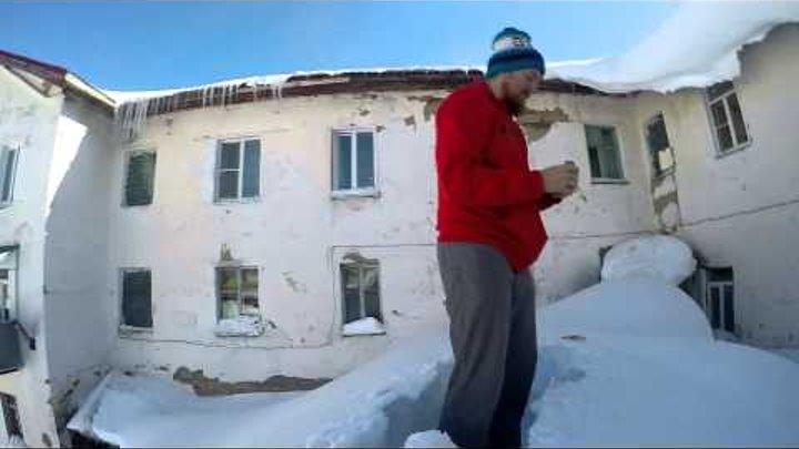 Жизнь Yellow Snow в Шерегеше. Сезон 2 эпизод 1. Лавина 2