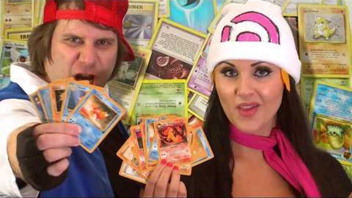 Pokemon! Party Rock Parody of LMFAO!