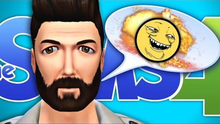 The Sims 4 Gameplay - Прохождение - Часть 1 - МАМА, Я ГОМО ФИЛ...