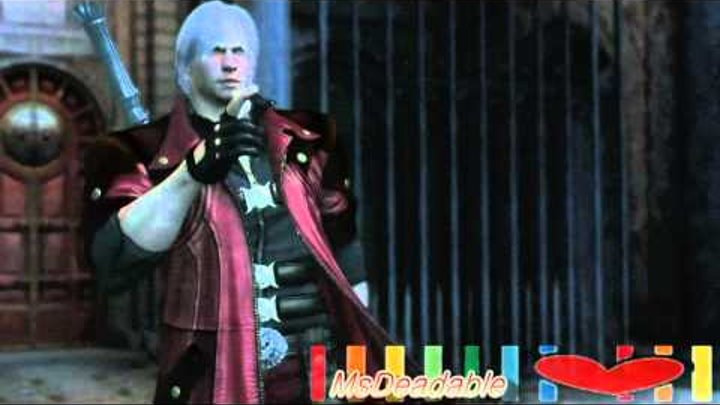 Devil may cry 4 - пародия
