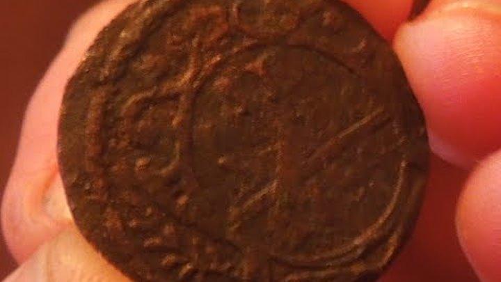 Поиск монет , неожиданные находки, ася 250 рулит!