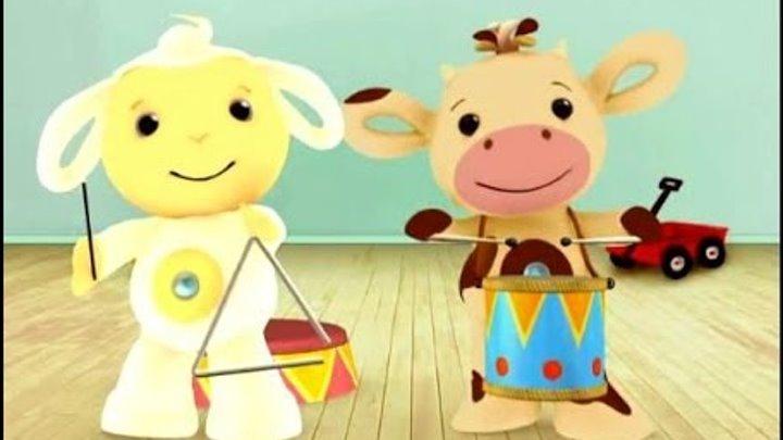 Tiny Love Тини Лав Добрые развивающие мультики для детей от 3 до 12 месяцев