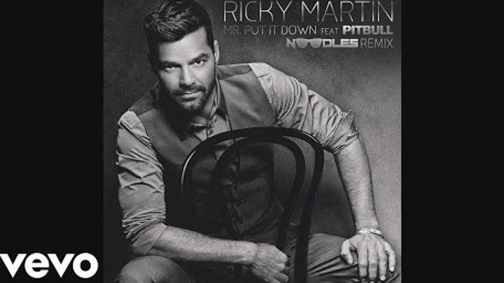 Ricky Martin - Mr. Put It Down (Noodles Remix - Dub Mix) [Cover Audio] ft. Pitbull