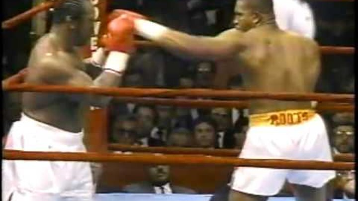 "Donovan ""Razor"" Ruddock vs Michael Dokes / Part 4"