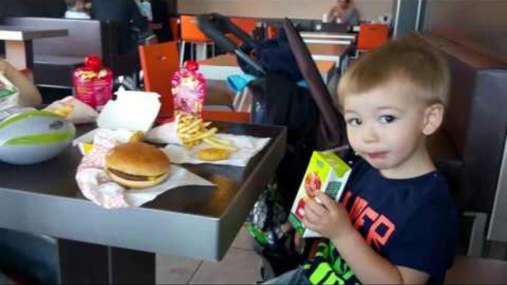Макдональдс, игрушки из Хэппи Мил, McDonald ' s, Spielzeug aus Happy Mill
